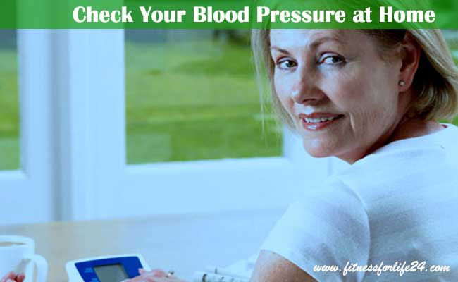 Check-Blood-Pressure-at-Home