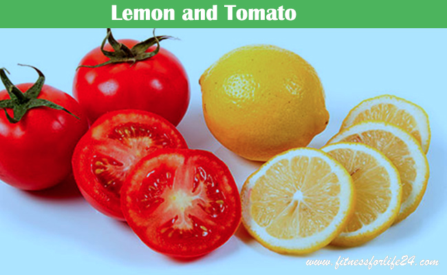 lemon-and-tomato-juice-mixture