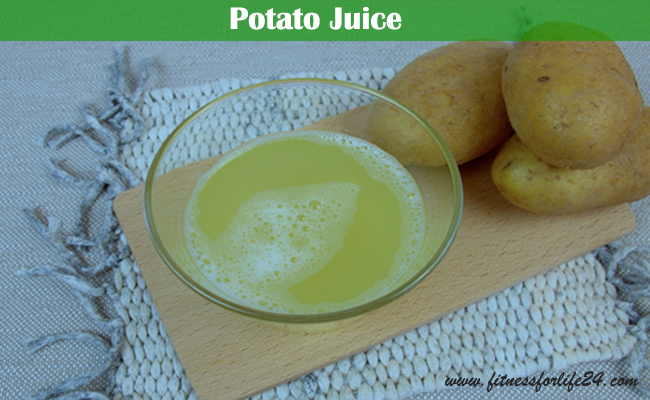 potato-juice
