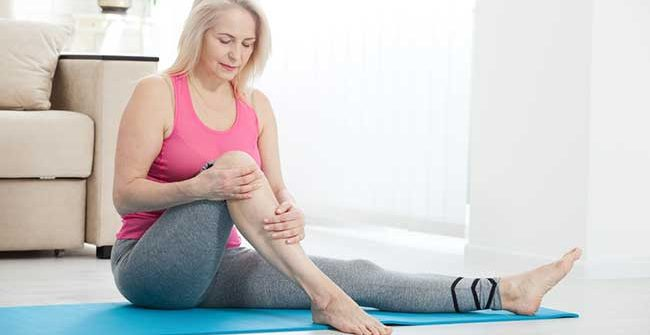 Knee Joint Pain Relief