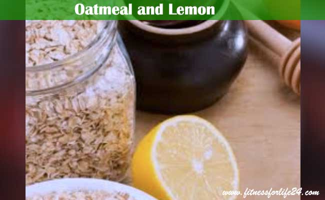 Oatmeal and Lemon