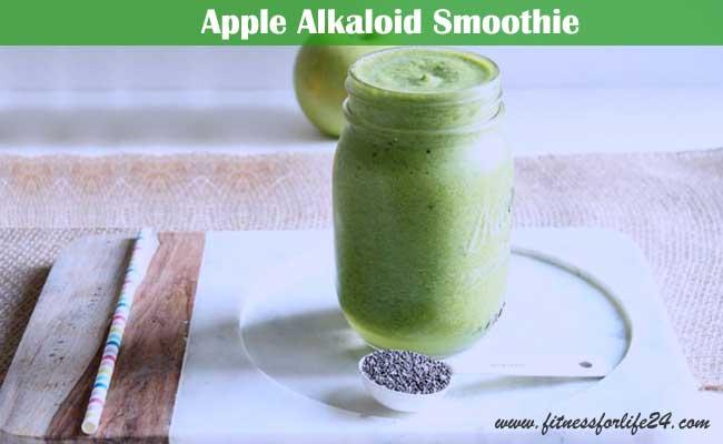 Apple Alkaloid Smoothie