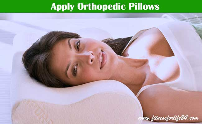 Apply Orthopedic Pillows