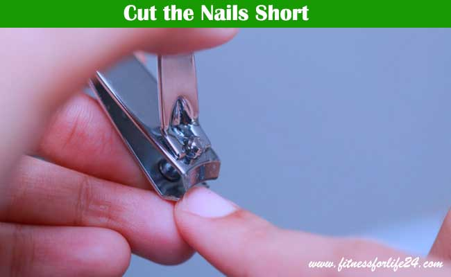 Cut the Nails Short