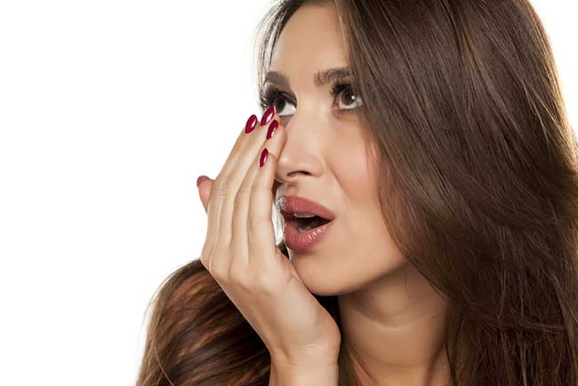 Home Remedies for Bad Breath