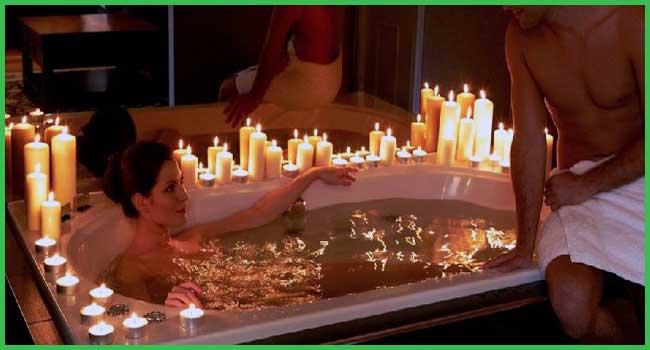fragrant shower time