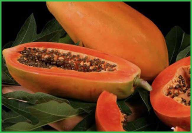 papaya for skin care