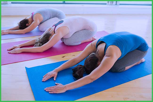 yoga for stress and depression