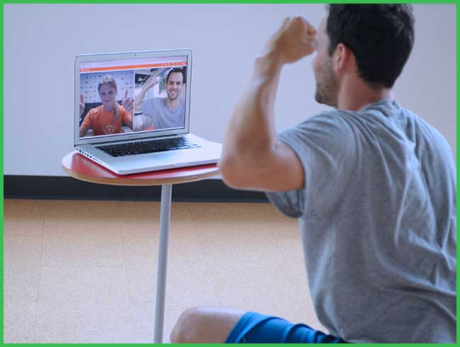 Free Video Calling for workouts