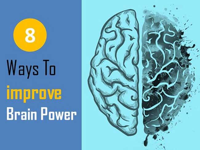 Ways To improve Brain Power