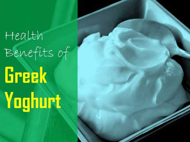 Health Benefits of Greek Yoghurt