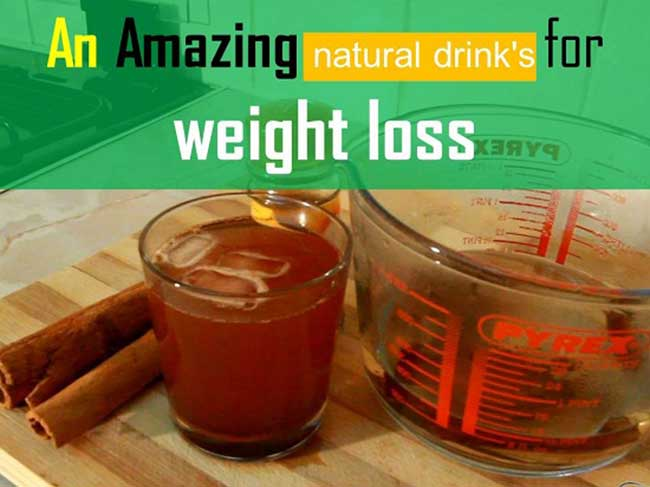 drink's for weight loss