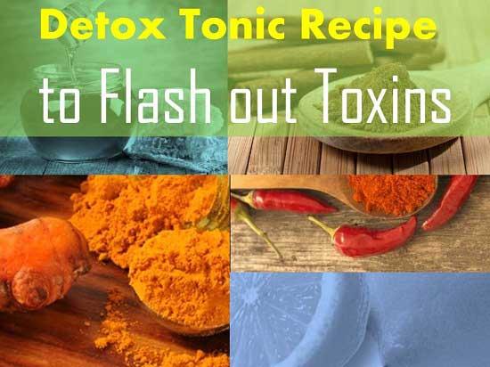 Detox Tonic