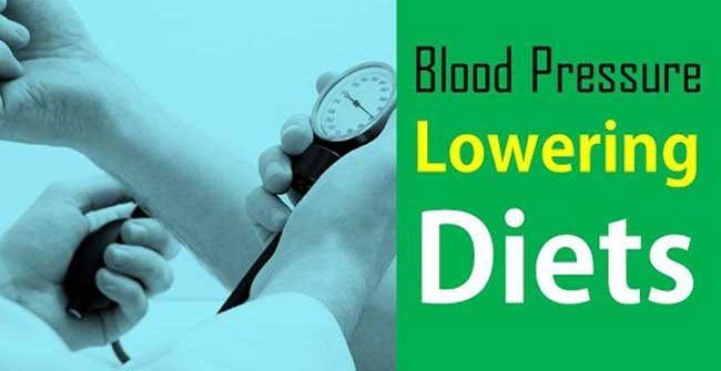 Foods that Lower the Blood Pressure