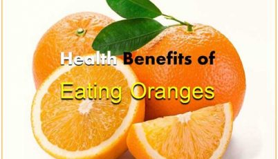 Eating Oranges