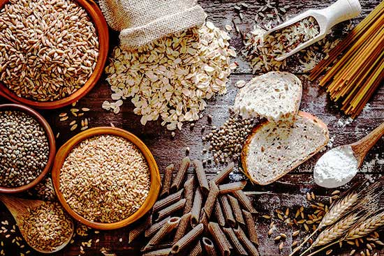 wholegrain for slimming down