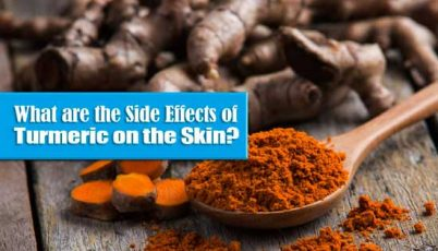 What are the Side Effects of Turmeric