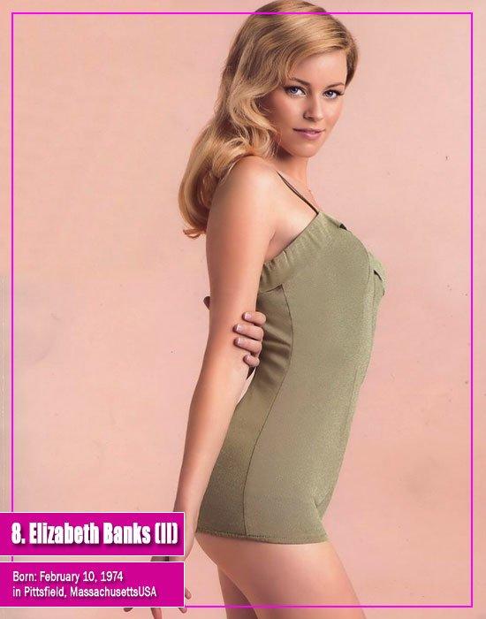 Elizabeth Banks (II)