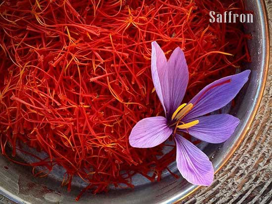 Saffron for depression and anxiety