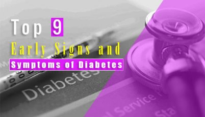 Early Signs and Symptoms of Diabetes