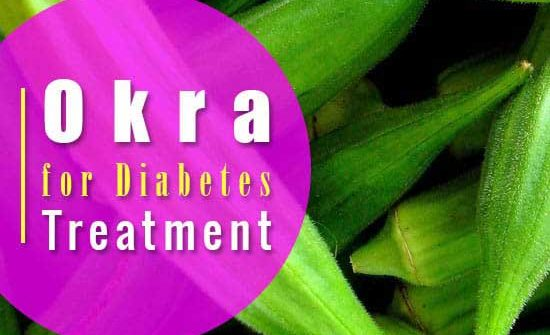 Benefits of Okra for Diabetes