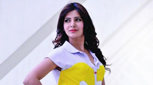 south indian actress Samantha Ruth Prabhu