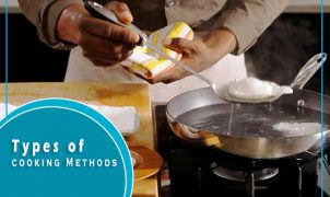 Types of Cooking Methods
