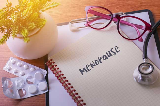 Menopause symptoms