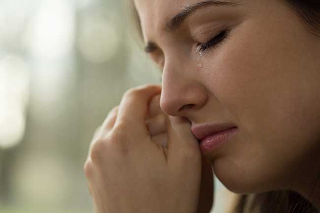 highly sensitive people Cry Like a Baby