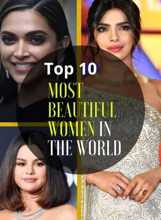 Most Beautiful Women in the World