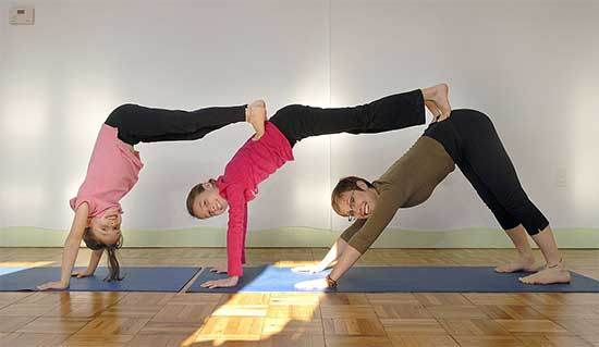 Down Dog Children Yoga