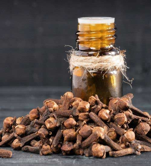 Clove Essential Oil for tooth pain