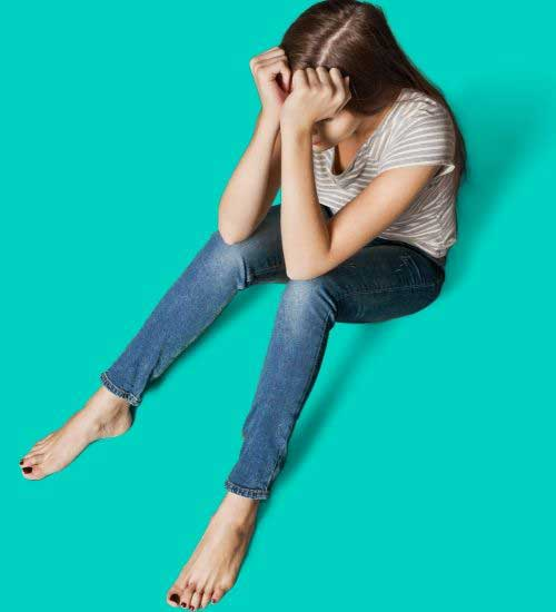 Symptoms of Chronic Depression and Anxiety